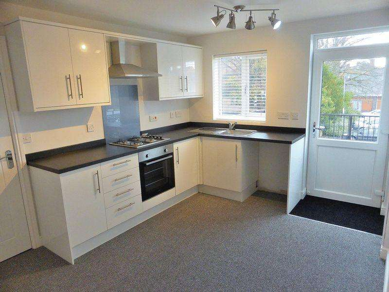 1 Bedroom Apartment Flat for rent in Russell Street, Leek