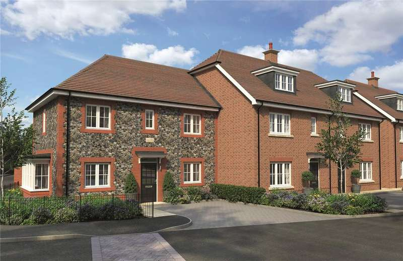 3 Bedrooms End Of Terrace House for sale in Greys Mews, Greys Road, Henley-On-Thames, Oxfordshire, RG9