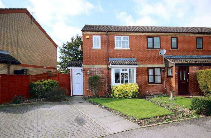 3 Bedrooms End Of Terrace House for sale in Grange Drive, Stotfold, SG5