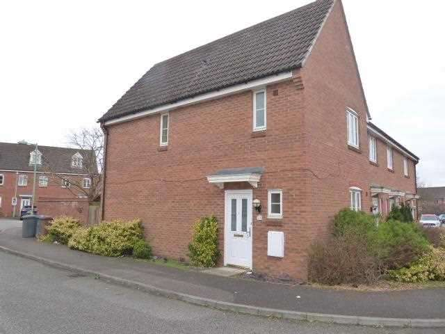 3 Bedrooms Link Detached House for rent in Walker Chase, Ipswich