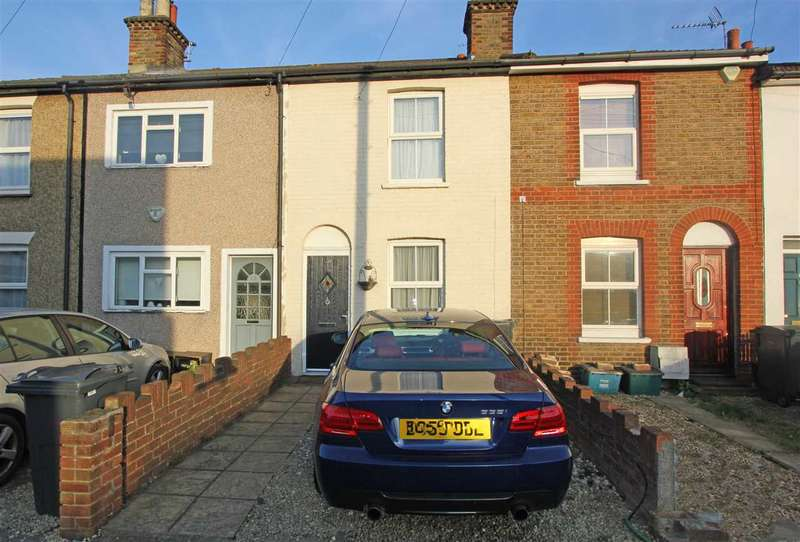 2 Bedrooms Terraced House for sale in Haling Road, South Croydon