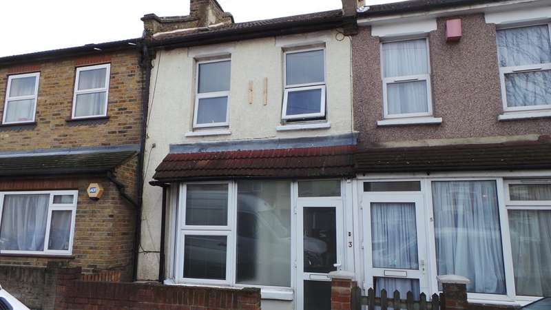2 Bedrooms Terraced House for sale in Exeter Road, Edmonton, London, N9