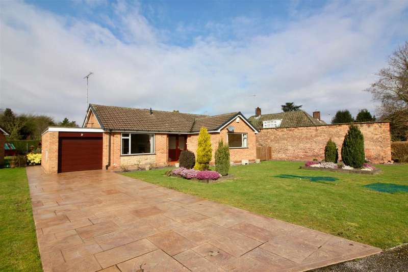 2 Bedrooms Bungalow for sale in West Court, Retford