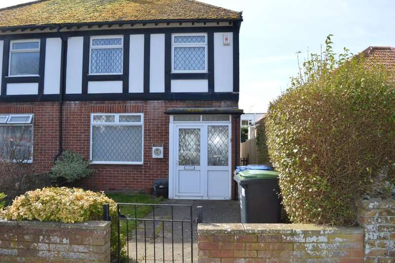3 Bedrooms Semi Detached House for sale in Ethelbert Road, Birchington, CT7