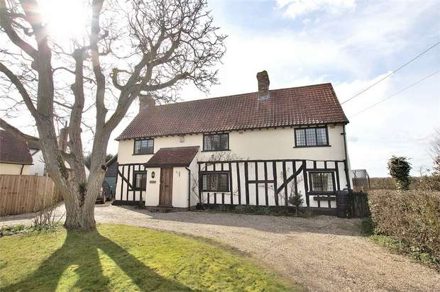 3 Bedrooms Detached House for sale in Felsted, Dunmow, Essex