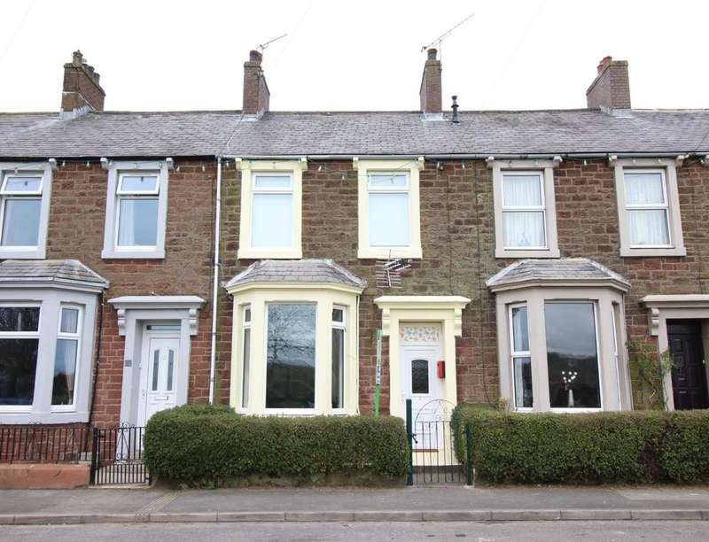 2 Bedrooms Property for sale in Park Road, Aspatria, Wigton, CA7