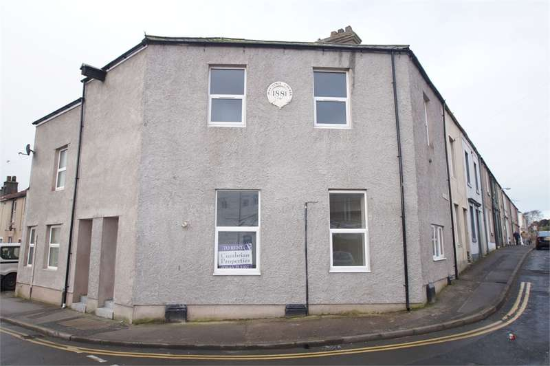 3 Bedrooms End Of Terrace House for sale in CA14 5TH Main Street, Distington, Workington, Cumbria