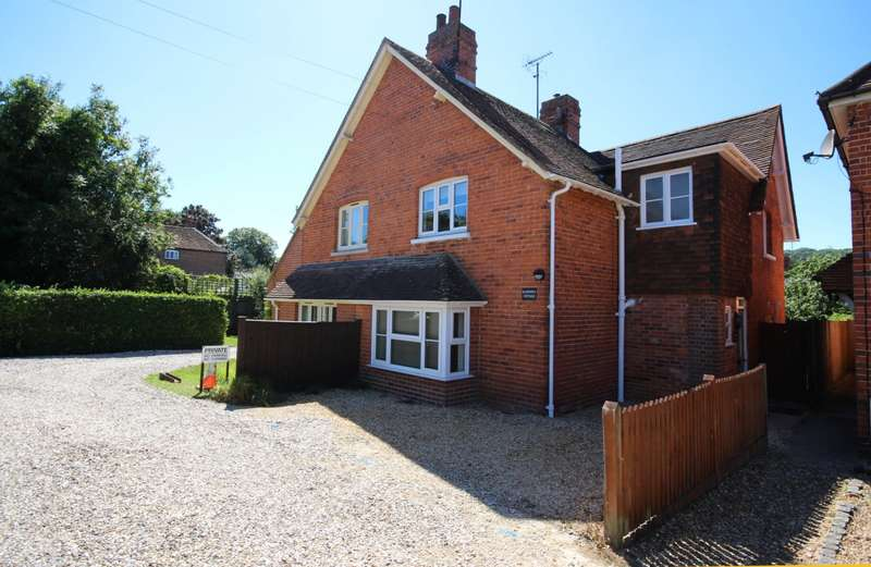 3 Bedrooms Semi Detached House for rent in High Street, Goring, Reading, RG8