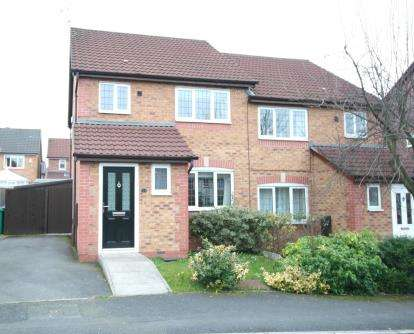 3 Bedrooms Semi Detached House for sale in Northumberland Way, Manchester, Greater Manchester
