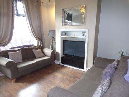 2 Bedrooms Terraced House for sale in Glebe Street, Offerton, Stockport, Cheshire