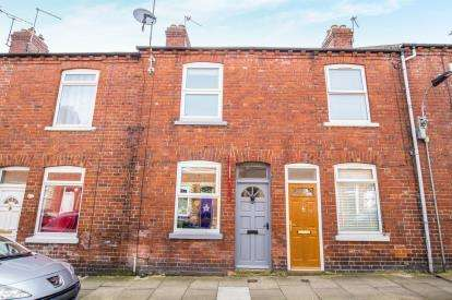 2 Bedrooms House for sale in Brunswick Street, York, North Yorkshire, England