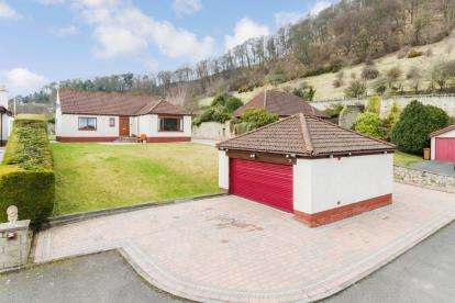 4 Bedrooms Bungalow for sale in Craig Court, Burntisland