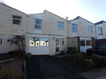 3 Bedrooms Terraced House for sale in Rosemount Close, Oxton, Wirral, CH43