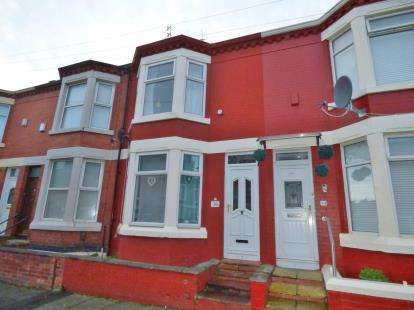 3 Bedrooms Terraced House for sale in Linwood Road, Tranmere, Birkenhead, CH42