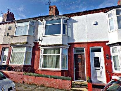 3 Bedrooms Terraced House for sale in Fieldside Road, Rock Ferry, Wirral, CH42