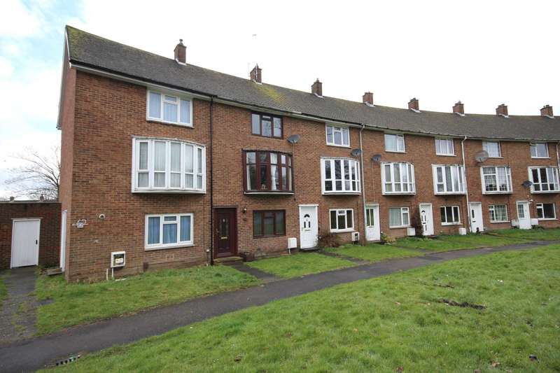 3 Bedrooms Terraced House for sale in Rectory Lane, Bracknell