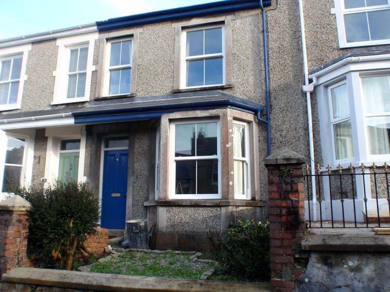 3 Bedrooms Terraced House for rent in Daniell Road, Truro, Cornwall