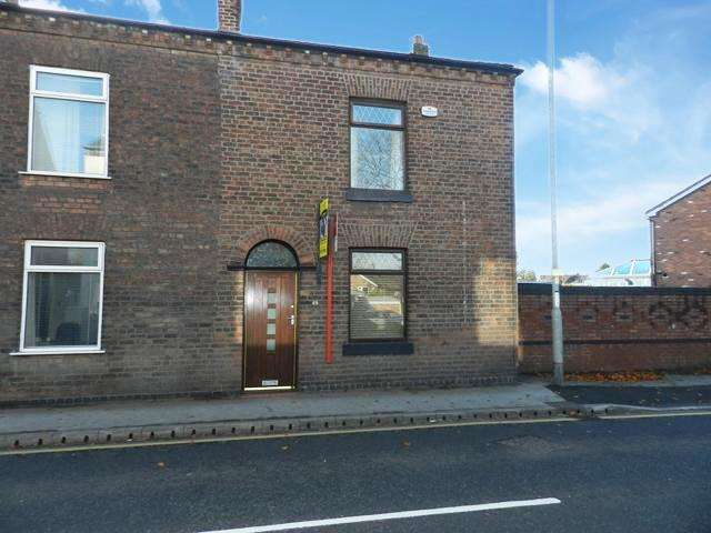 2 Bedrooms Terraced House for sale in Common Lane, Culcheth, Warrington, WA3 4EY