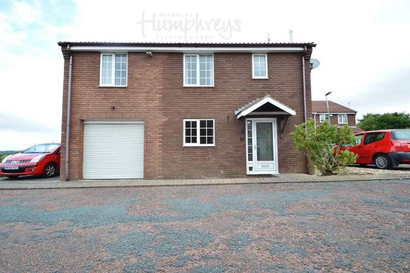 4 Bedrooms Detached House for sale in Chalfont Way, Meadowfield, Durham