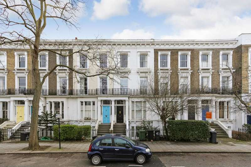 2 Bedrooms Flat for sale in Thorne Road, London SW8