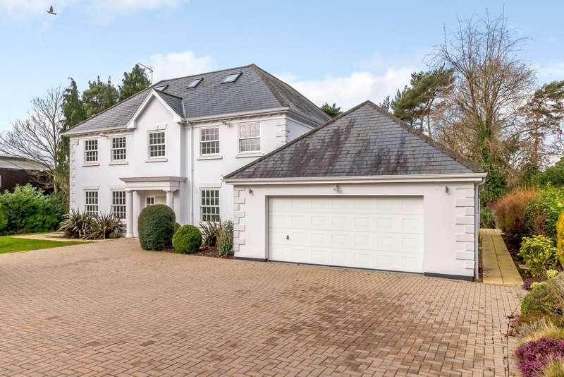 5 Bedrooms Detached House for rent in Weybridge