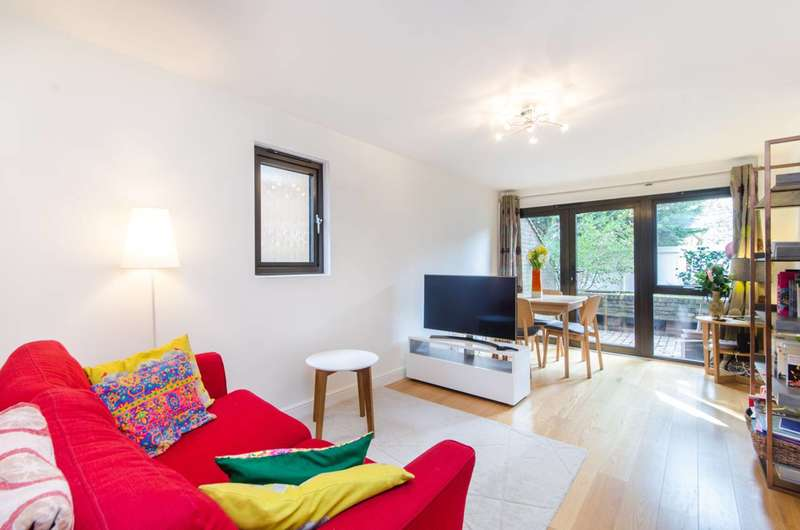 1 Bedroom Flat for sale in Brondesbury Park, Brondesbury Park, NW6