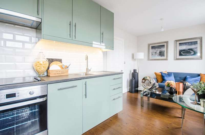 1 Bedroom Flat for sale in Manor Park Parade, Blackheath, SE13