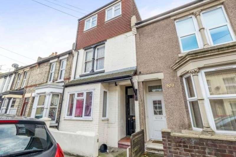 1 Bedroom Flat for sale in Balmoral Road, Gillingham, ME7