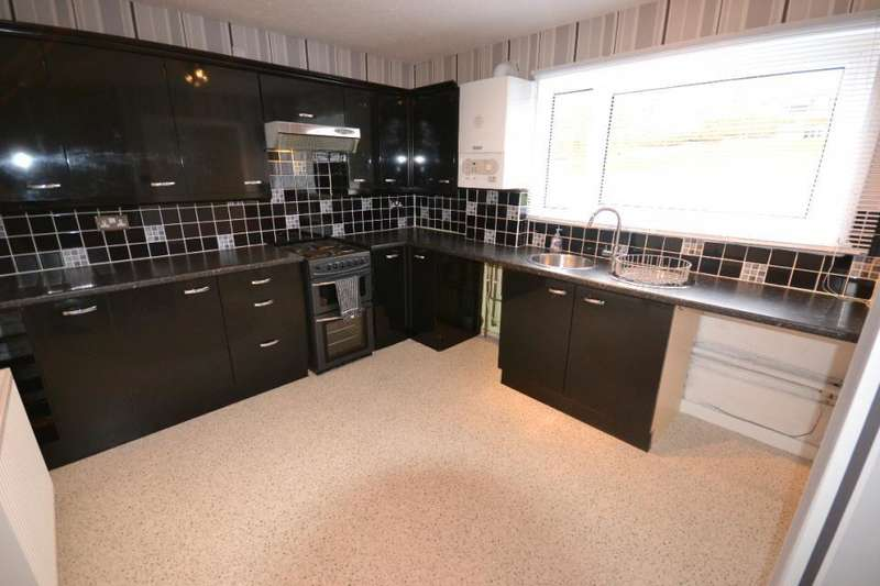 2 Bedrooms Flat for sale in 38D, Hamilton Road Hawick, TD9 8AP