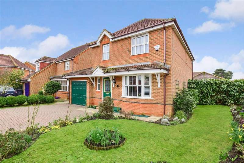 4 Bedrooms Detached House for sale in Maritime Avenue, , Herne Bay, Kent