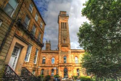 1 Bedroom Flat for rent in Lynedoch Street, THE PARK