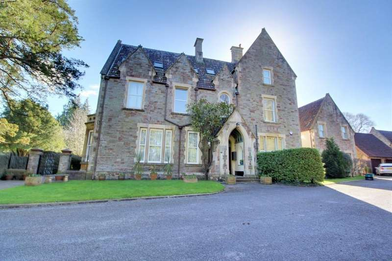 2 Bedrooms Flat for sale in The Grange, Flax Bourton