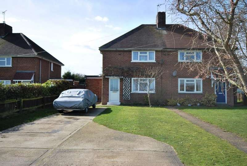 3 Bedrooms Semi Detached House for sale in Earlsford Road, Mellis, Suffolk