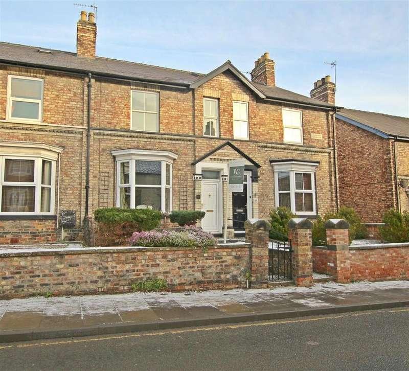 2 Bedrooms House for sale in 58 Newbiggin, Malton, YO17 7JF