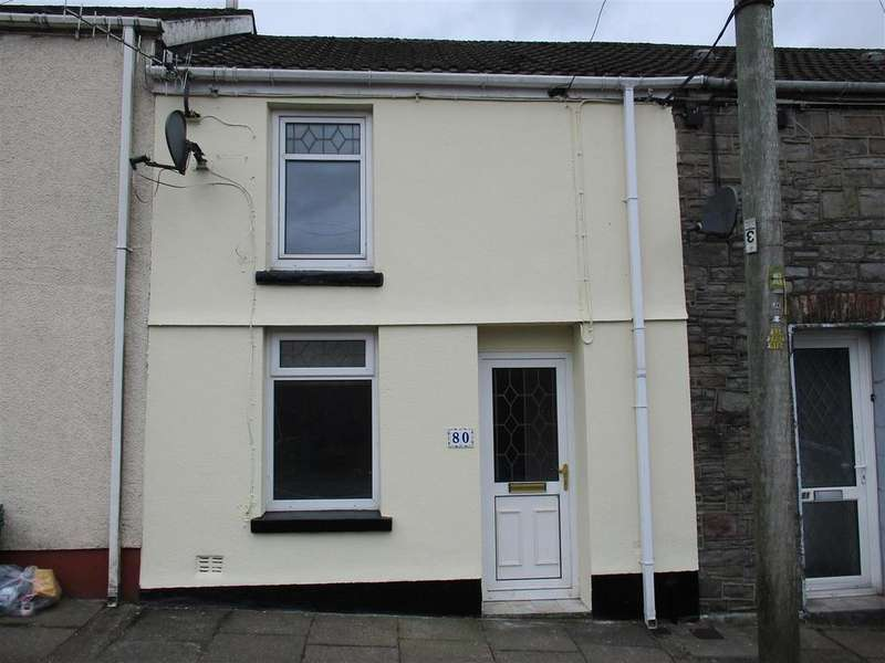 2 Bedrooms Terraced House for rent in Regent Street, Aberaman, Aberdare