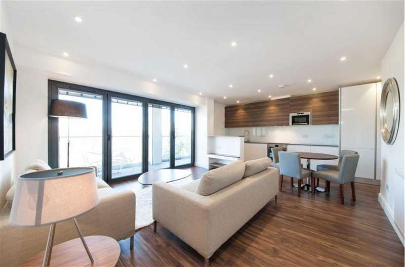 2 Bedrooms Apartment Flat for sale in Charlotte Court, Barnet, Barnet