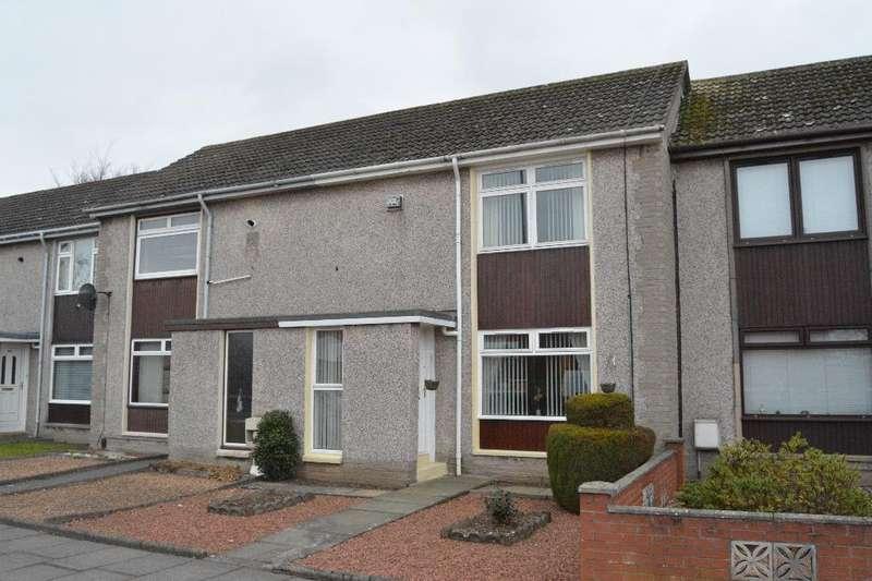 2 Bedrooms Terraced House for sale in Middlefield Road, Falkirk, Falkirk, FK2 9HP