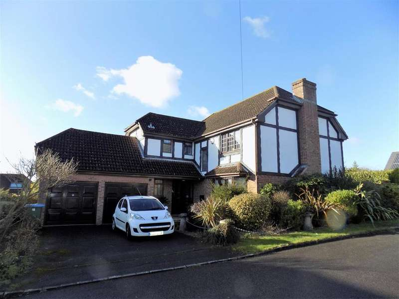 4 Bedrooms House for sale in Kingfisher Copse, Locks Heath, Southampton