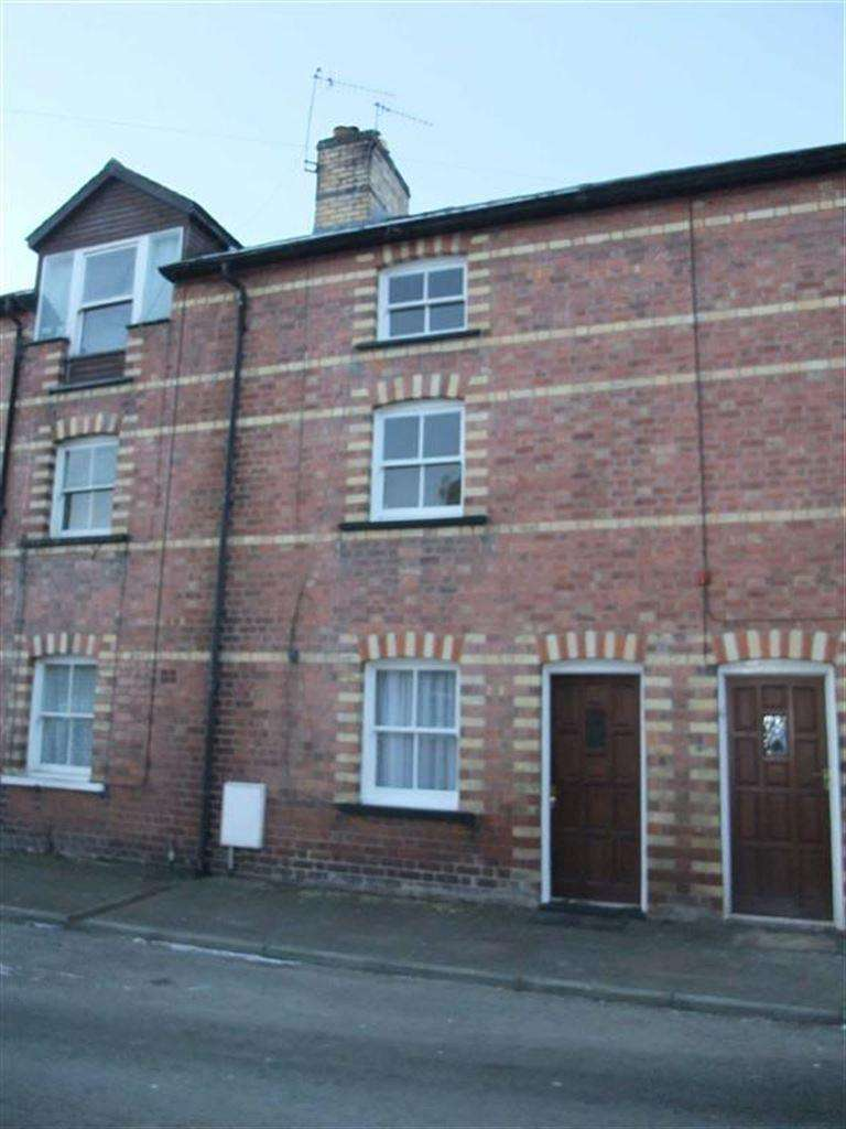 3 Bedrooms Terraced House for rent in 21, Brook Street, Llanidloes, Powys, SY18