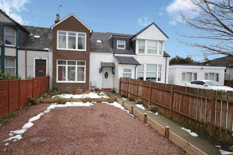 3 Bedrooms Villa House for sale in 4 Muirpark Terrace, Bishopbriggs, Glasgow, G64 1QZ