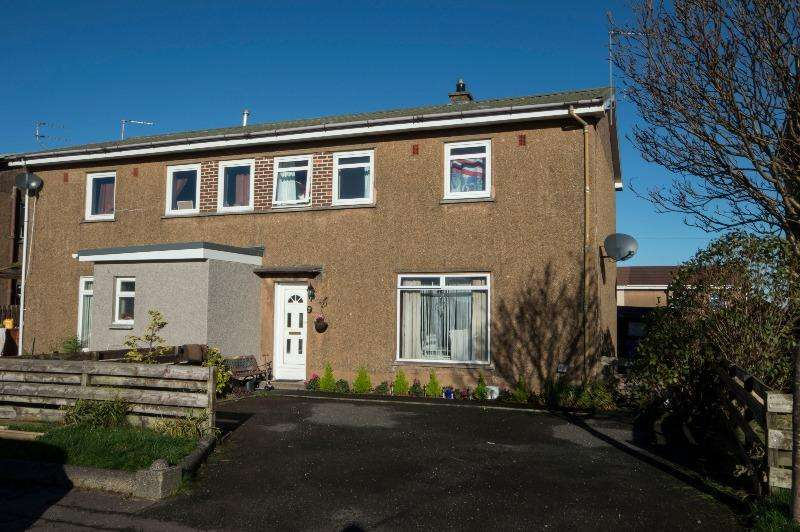 3 Bedrooms Terraced House for rent in Nursery Avenue, Prestwick, South Ayrshire, KA9 2DE