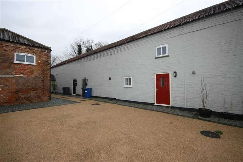 2 Bedrooms End Of Terrace House for sale in Waterloo Street, Market Rasen, Lincolnshire