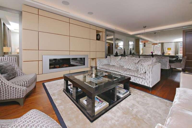 3 Bedrooms Flat for sale in Mount Row, Mayfair, W1K