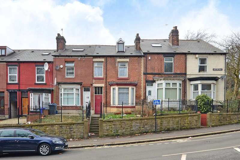 3 Bedrooms Terraced House for sale in Firth Park Road, Sheffield