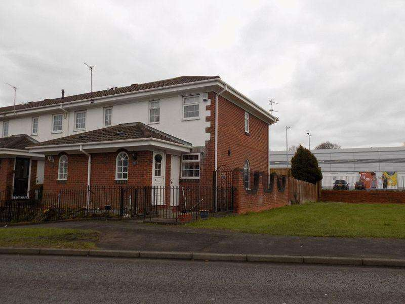 2 Bedrooms Link Detached House for sale in Millne Court, Bedlington