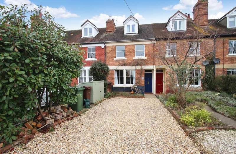 3 Bedrooms Town House for sale in Radley Road, Abingdon