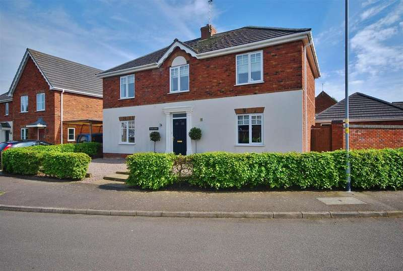 4 Bedrooms Detached House for sale in Tulip Fields, Whaplode, Spalding
