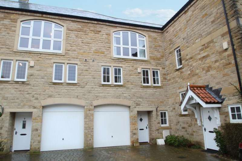 4 Bedrooms Town House for sale in MICKLETHWAITE STABLES, WETHERBY, LS22 5LL