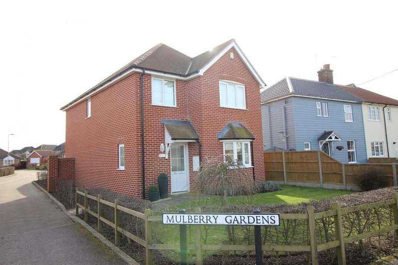 4 Bedrooms Detached House for sale in Mulberry Gardens, Langenhoe, Colchester, Essex, CO5