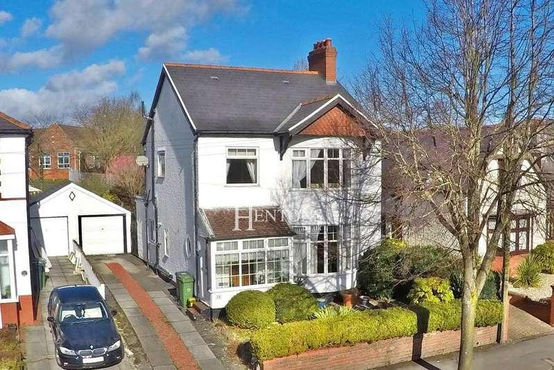 3 Bedrooms Detached House for sale in Rhyd-Y-Penau Road, Cyncoed, Cardiff
